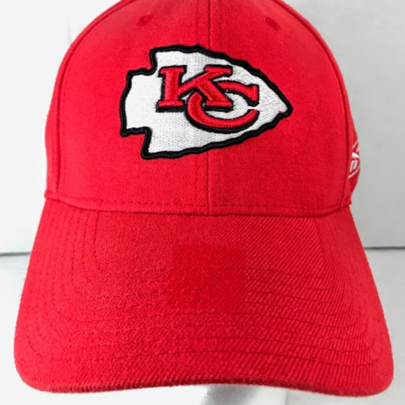 be40f22f89c2e ... coupon code for nfl kansas city chiefs hat cap one size reebok a93f0  4e9fb ...
